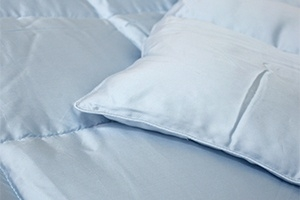 What does the count of home textile bedding fabric mean?